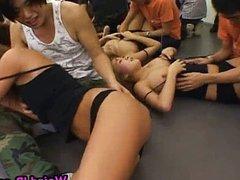 Huge japanese gangbang 2 by weirdjp
