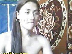 Cock Asian Tranny Masturbating