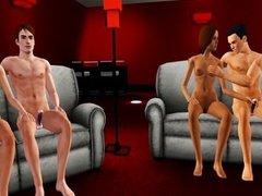 "Sims Porno - ""Dance Together"""