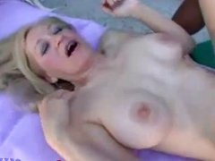 Mature house wife get bbc in her ass