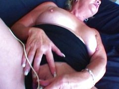 Granny With Shaved Pussy