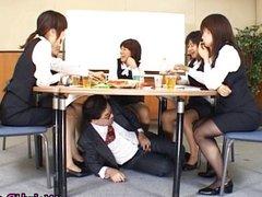 Super horny Japanese babes