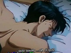 Horny hentai gay taken from behind