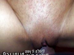 Tight barmaid all holes fucked for cash