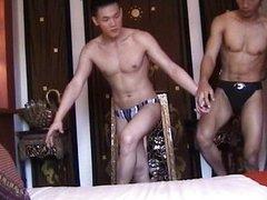 Asian guys - Massage boys