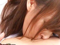An Mashiro and Risa Kasumi are hot