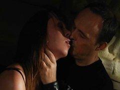 Hot Grace in hot BDSM sex video
