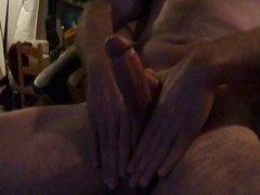 Hard Cock Cumshot