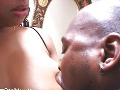 Carmen Hayes has fun with the cock of Steele