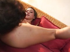 Threesome with Alexa Weix, Jennifer London