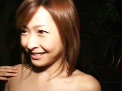 Nana Natsume Hot Asian doll shows her