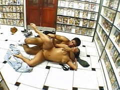 Video stores make me horny