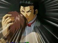 Hentai gay sex anal tearing cock