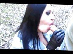 Biene-The Blowjob lady- Smoking lady