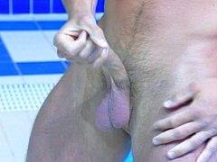 Sexy horny athletes fucking