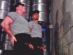 uncut sailors pissing