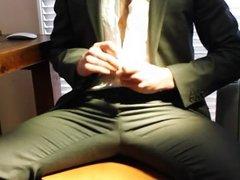 Business Suit Wank