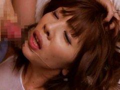 Misa Yuki real asian mother getting orgy