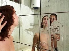 Male screw his girlfriend