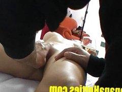 Czech amateur with big tits at 1st casting