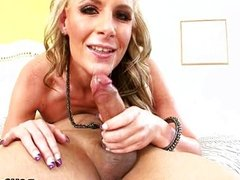 anal with horny blonde bitch