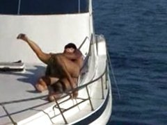 Fuck on the boat