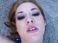 Allie Sin gets fucked in the ass