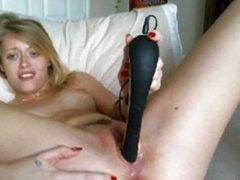 Web Cam Masturbate Blonde