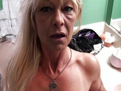 Cougar stripper behind the scenes