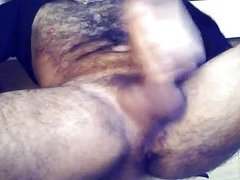 HAIRY HUNK WEBCAM