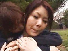 Video erotico lesbianico japones
