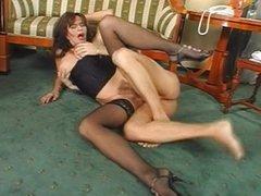 Diana Jaroslava squirt clip Busty Bosses