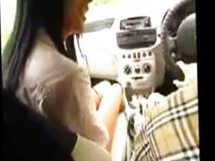 Realistic Car Ride And Fuck With Strange Man