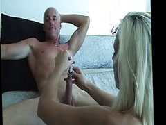 Hot Blonde Fucked On Her Pierce Pussy