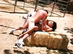 Nikita Denise Gets Tamed On The Ranch