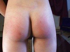 Shemale spanking bondage Latin style