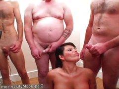 Dirty amateur slut with big tits loves