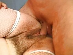 Amateur Older & Hairy 2