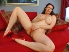 MAE VICTORIA and JEANNIE PEPPER two scenes