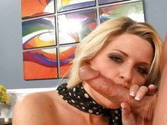 Blond MILF hooker pounding