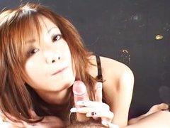 Hot asian babes fucking, sucking