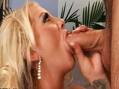 Big Dick For Savannah Gold Mouth And Pussy