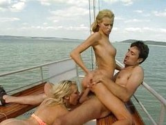 anal on boat