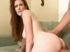 big cock in the pretty pussy