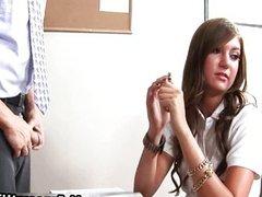 Cassandra Nix is a teen schoolgirl who