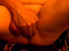 self fuck with dildo and cock