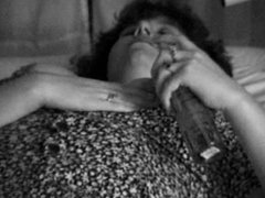 Debbie Williams strip-tease