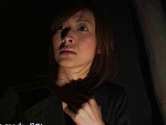 Nana Natsume Hot Asian doll shows her tits