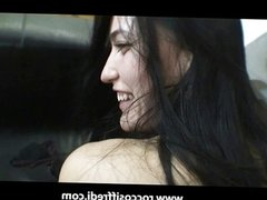Rocco Siffredi ass fingering action