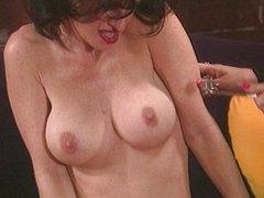 Big tits mistress enema pleasuring